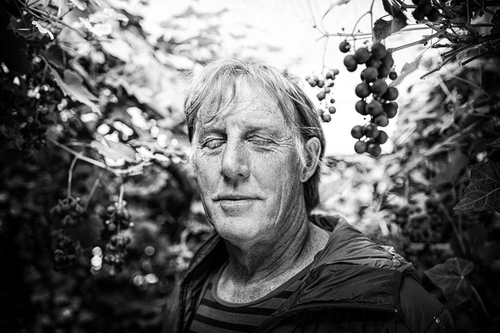 portret Henk Glazenburg